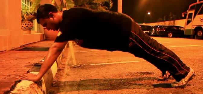 doing-pushups-on-the-sidewalk